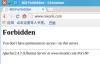 Ubuntu 14.04 apache2虚拟主机目录403错误解决