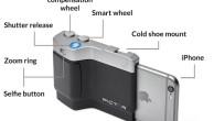 装上PICTAR外壳,让iPhone也有专业相机的操作手感