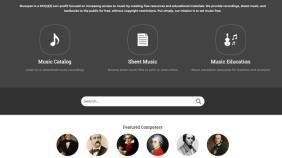 Musopen 古典乐 Mp3 录音乐谱免费下载