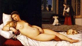 史上最黄暴的15幅名画!你真的看懂了吗?