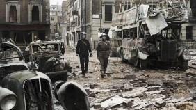 二战时的英国伦敦