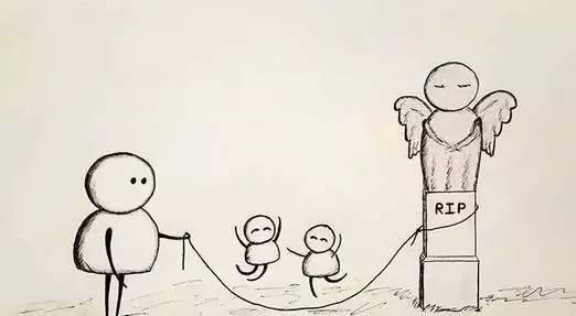 15幅反鸡汤负能量漫画,这才是人生真理!