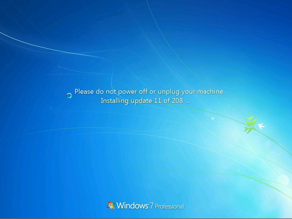 windows 7 更新一直在检查更新检查不了解决办法