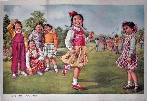 50年前的年画, 太美了