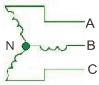发电机原理图解 发电机的工作原理和结构介绍